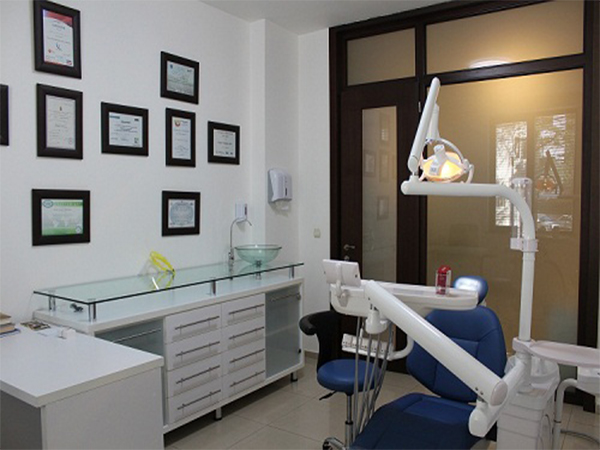 ConfiDent Dental Clinic Tbilisi Georgia