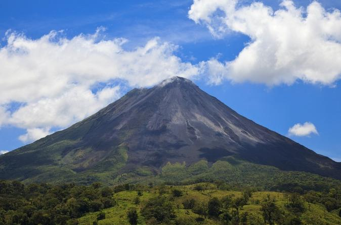 Costa Rica's Arenal Volcano
