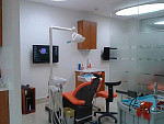 orthodontics area