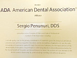 Dental Care Tijuana in Mexico is a member of American Dental Association