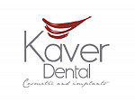 Kaver Dental Cosmetics and Implants Logo