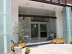 Bokanova Dental Clinic Entrance