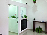 treatment room entrance