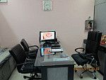 Brij Dental Clinic & Implant Center Consultation Room