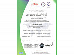 Alanya Dental Clinic ISO Certificate