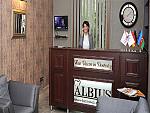 Albius Dental Center front desk