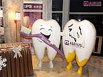 Albius Dental Center mascot