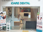 iCare Dental Mutiara Damansara Entrance