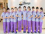 Starlight Dental Clinic An Phu Nurses
