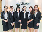 Starlight Dental Clinic An Phu Receptionist