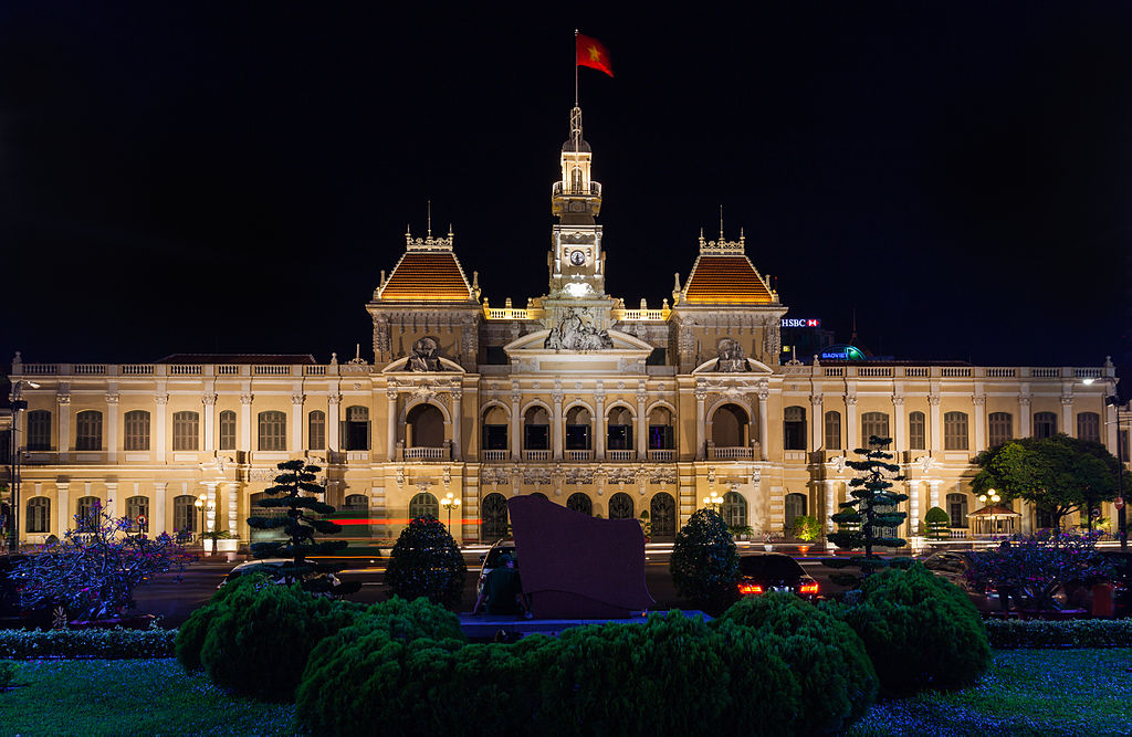 Ho Chi Minh's City Hall