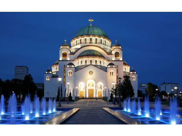 Serbia's Church of Saint Sava