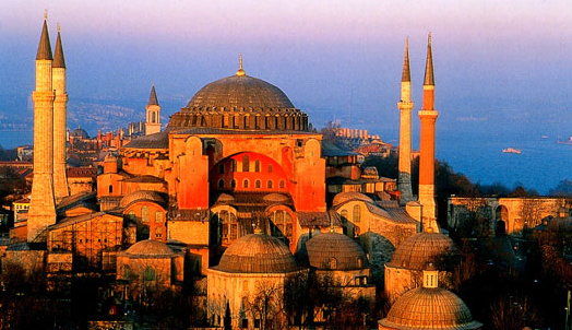Turkey's Hagia Sophia