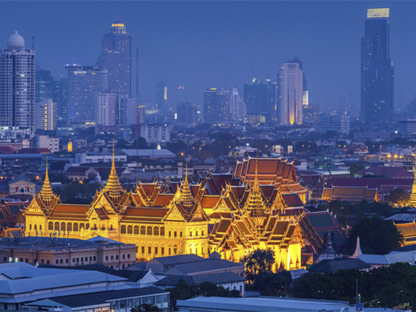 Thailand's Royal Palace